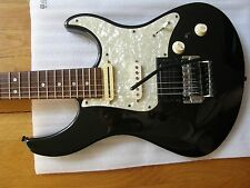 Yamaha 921 Strat style near top of line Pacifica, locking Floyd style whammy WOW