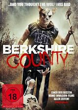 Berkshire County - Limited Mediabook (DVD+Blu-Ray) - FSK 18 - Alysa King - NEU
