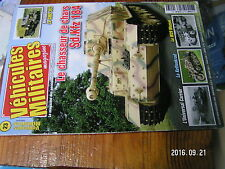 1µ?? Revue Vehicules Militaires n°23 GMC 353 Kettenkrad M29 Weasel GMC 353