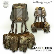 Marauder Special Forces Airborne Webbing MTP Set (4 Pocket Belt + yoke)