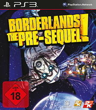 BORDERLANDS: The Pre-Sequel! - USK 18 -  PS3  - NEU & OVP