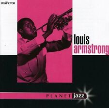 CD Album Louis Armstrong Planet Jazz (St. Louis Blues) RCA Victor