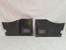 Used Vintage Honda 600 Z coupe car pair of interior rear side panels
