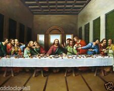 The Last Supper / Christian - Christianity 8 x 10 GLOSSY Photo Picture