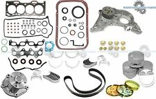 95-98 TOYOTA Paseo Tercel 1.5L 5EFE Engine Master Rebuild Engine Kit BRAND NEW