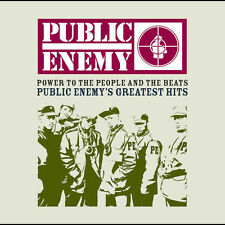 Power To The People And The Beats - Greatest Hits [Edited] Public Enemy Audio C