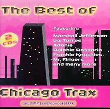 NEW - Best of Chicago Trax by Various Artists