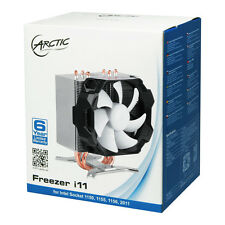 Arctic Cooling Freezer i11 Compact Performance Quiet CPU Cooler for Intel CPUs