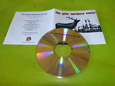 THE GRIM NORTHERN SOCIAL !!!!ONE LITTLE INDIAN RECORDS!!!RARE PROMO CD!!!!