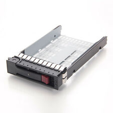"373211-001 373211-002 3.5"" SAS SATA Hard Drive Tray Caddy for HP Servers"