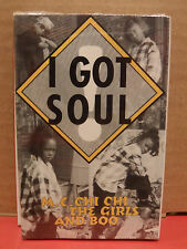M.C. Chi Chi the Girls and Boo - I Got Soul Cassette Single BRAND NEW Rare RAP