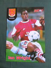 IAN WRIGHT - ARSENAL - 1 PAGE PICTURE - CLIPPING /CUTTING