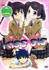 Kissxsis | TV Series | DVD | Eng Sub