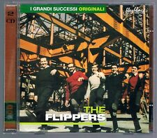 FLASHBACK THE FLIPPERS I GRANDI SUCCESSI ORIGINALI  - 2 CD  F.C.