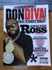 DON DIVA Issue # 33 RICK ROSS / SNITCHES
