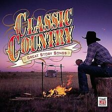 CLASSIC COUNTRY CD GREAT STORY SONGS