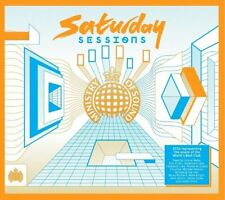 Saturday Sessions (NEW 2xCD) Swedish House Mafia M83 Nicky Romero Bingo Players