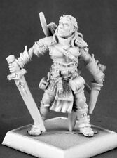 VALEROS GUERRIER ICONIC - PATHFINDER REAPER miniature figurine rpg fighter 60035