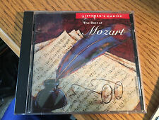 Listener's Choice The Best Of Mozart Volume 4 (CD)