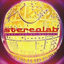 Mars Audiac Quintet by Stereolab (CD, Aug-1994, Elektra (Label))