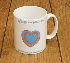 The Buzzcocks Ever Fallen in Love Advertising MUG