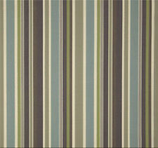 "SUNBRELLA 5621 BRANNON WHISPER STRIPE OUTDOOR FURNITURE FABRIC BY THE YARD 54""W"