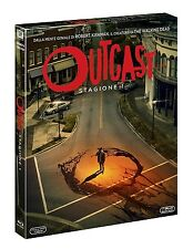 OUTCAST - STAGIONE 1 (3 BLU-RAY) SERIE TV HORROR dalla Regia THE WALKING DEAD