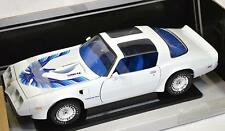 PONTIAC FIREBIRD TRANS AM T/A 1:18 TRIPLE 9 GREENLIGHT 50831 NEW 999 PC LE WHITE