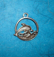 Pendant Dolphin Charm Sea Life Ocean Fish Charm Tropical Charm Gulf of Mexico