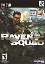 PC GAME- RAVEN SQUAD FAST FREE SHIPPING
