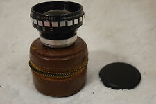 Spiratone V-T Camera Lenses with Case