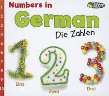 Numbers in German: Die Zahlen (World Languages - Numbers) (Multilingua-ExLibrary
