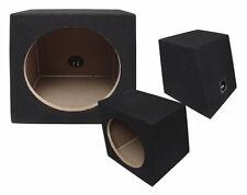 MDF GEHÄUSE Box Leergehäuse Subwoofergehäuse für Subwoofer 25cm / 250m