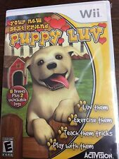 PUPPY LUV Nintendo Wii - *Sealed*