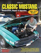Mustang Restoration 64 65 66 67 68 69 70 71 72 73