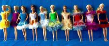 10 robes barbie�� mode nuances titanic frozen création unique made in France