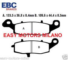 FA231HH EBC COPPIA PASTIGLIE FRENO ANTERIORE DX Kawasaki Z750 750 cc 2004 - 2006