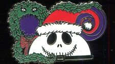 Nightmare Before Christmas Ear Hat Mystery Jack as Sandy Claws Disney Pin 117636