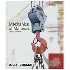 Mechanics of Materials by Hibbeler 9th Edition INTERNATIONAL EDITION SI UNITS