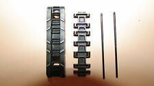 Taigen spare metal track links & pins for Taigen King Tiger metal tracks 1/16