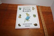 The Complete Adventures of Peter Rabbit by Beatrix Potter, F. Warne & Co -1993