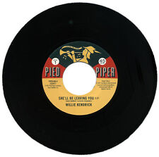 """WILLIE KENDRICK  """"SHE'LL BE LEAVING YOU""""  MOODY NORTHERN SOUL  KENT    LISTEN!"""