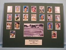 """Montreal Expos 1969 """"Their First Year"""""""