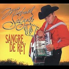 Salgado, Michael-Sangre CD NEW