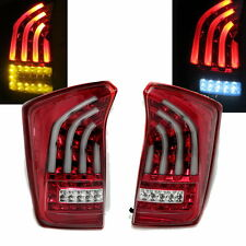 PRIUS Hybrid 2009-2011 XW30 Pre-Facelift LED Tail Rear Light Red/Clear TOYOTA