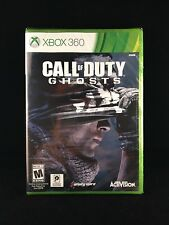 Call of Duty: Ghosts  (Xbox 360, 2013) Brand New !! Factory Sealed !!