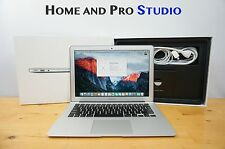 "Apple MacBook Air 13.3"" 1.7Ghz 8GB 256GB Wifi BT Original Box 2013"