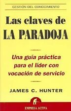 Claves De La Paradoja Spanish Edition