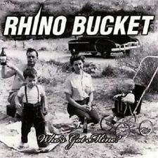 RHINO BUCKET - WHO'S GOT MINE  CD ROCK HARD ROCK NEU