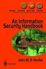 An Information Security Handbook (Computer Communications and Networks-ExLibrary